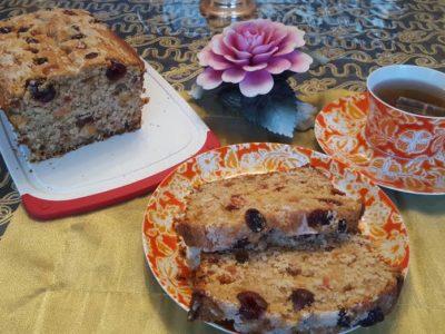 Coconut Sweet Bread