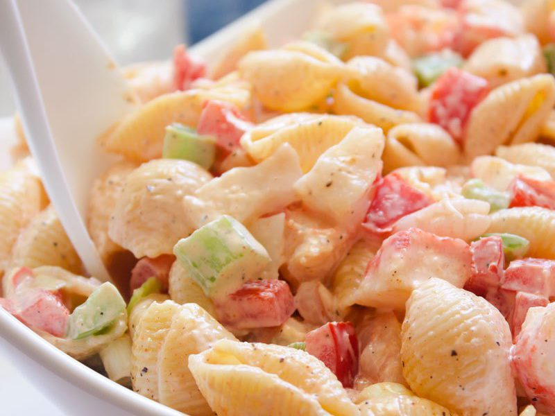 Cold Seafood Salad Recipe