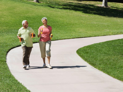 How Walking Can Help You Lower Your Blood Pressure